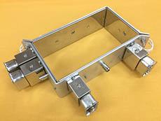 分割制御型 角型ヒーター