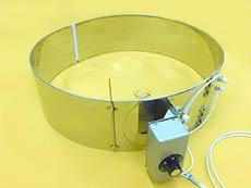 ドラム缶用(高温)バンドヒーター